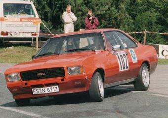 OSNA-Oldies 2018, Opel Commodore GS/E 3,0